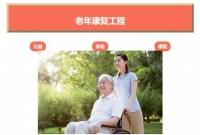 老年康复工程——助力打造养老机构标准化康复服务体系