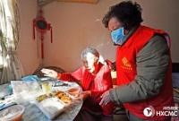 「居家养老 幸福万家」志愿服务 情暖老人心